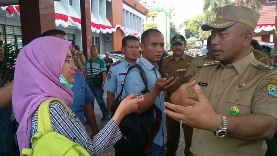 1 September 2017 Wali Kota Bekasi Instruksikan ASN Antar KTP langsung Ke Warga By Name By Addres