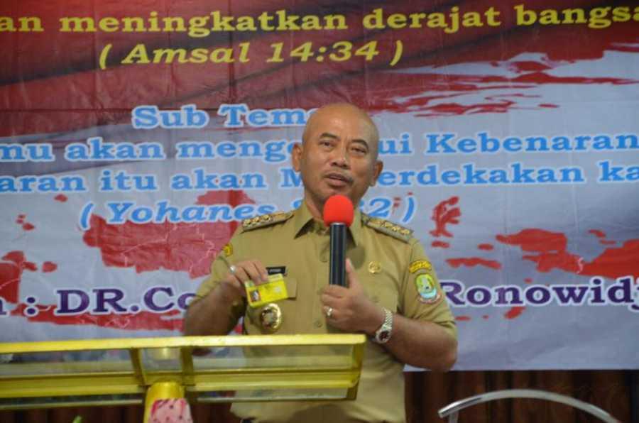Wali Kota Bekasi Hadiri Seminar Wawasan Kebangsaan